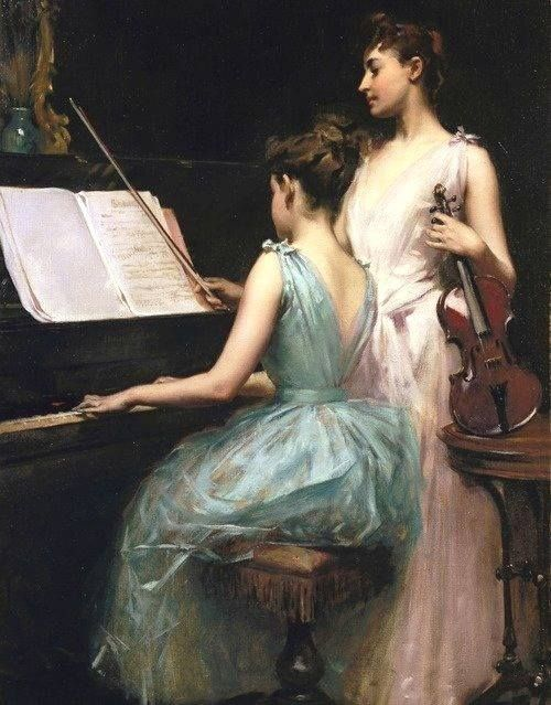 Irving Ramsey Wiles was an American artist, born in Utica, New York