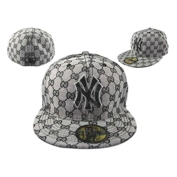 Gucci   MLB New York Yankees Hats GHAT-068 -designer hats-Gucci ... 7cf9c46e2aa
