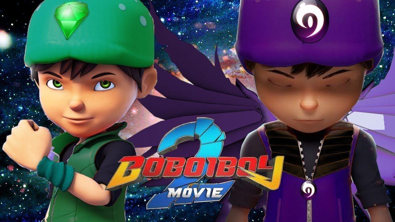 Boboiboy Movie 2 Official Trailer Galaxy The Movie Boboiboy Galaxy Th Galaxy Movie Boboiboy Galaxy Cartoon Kids