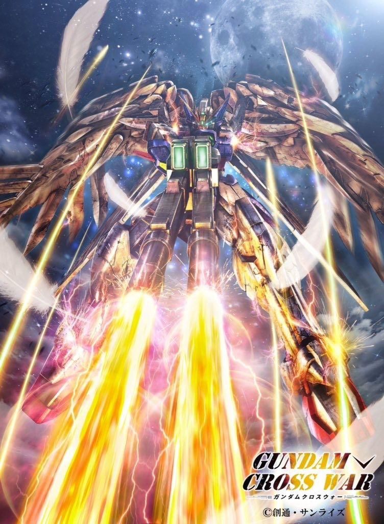 XXXG00W0 Wing Gundam Zero Gundam, Gundam wallpapers