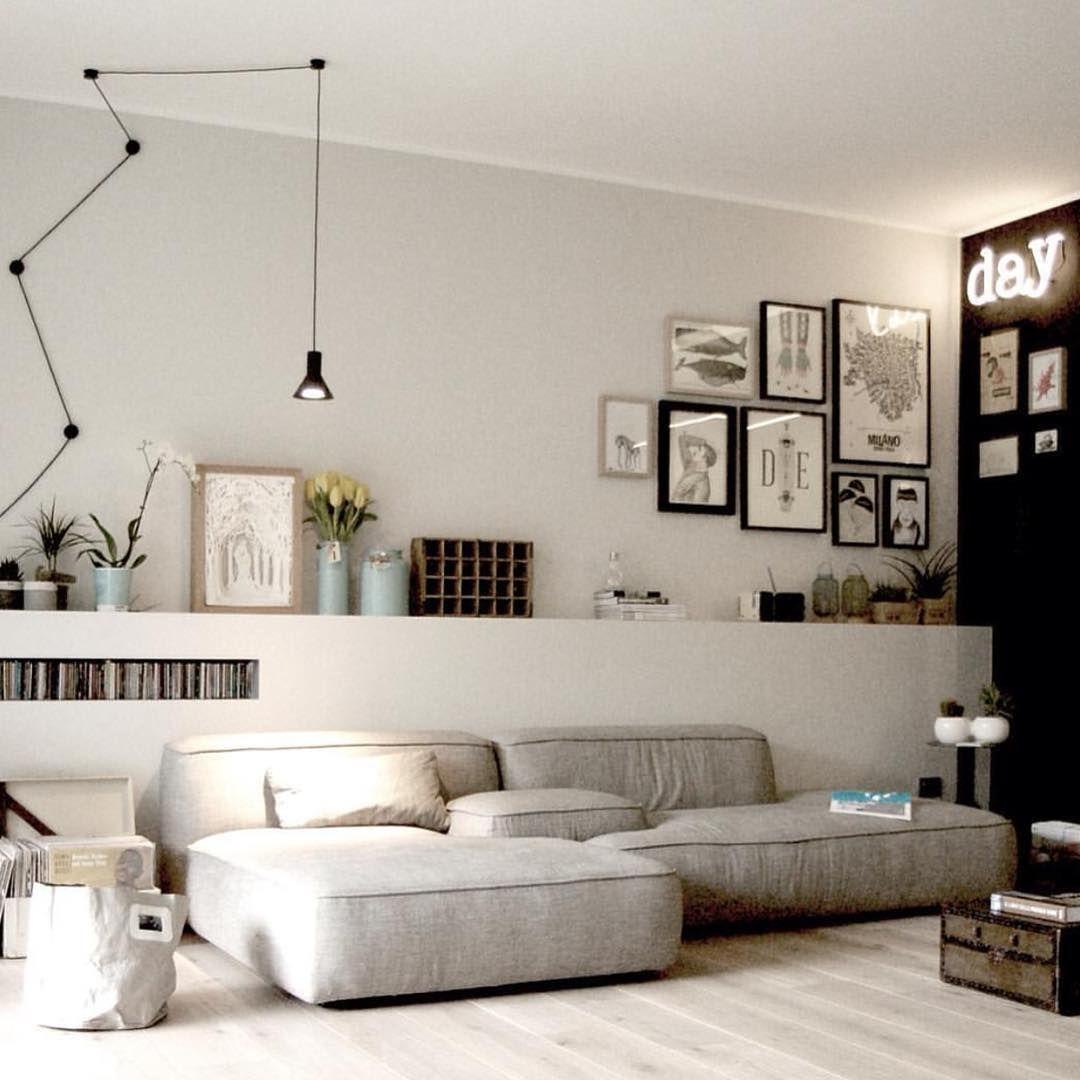 Living Cheio De Personalidade Interiores Pinterest Sal N  # Muebles Favorita Urgell