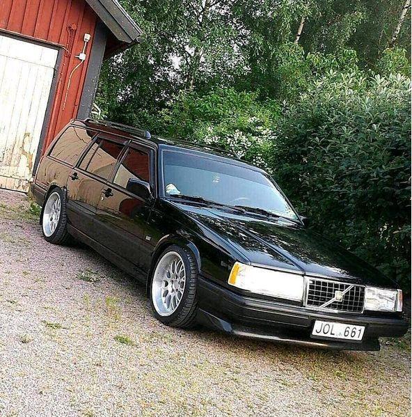 Volvo Wagon, Volvo