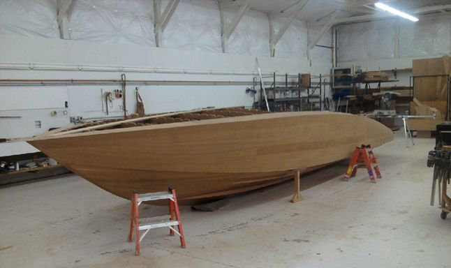 how to build a timber speed boat - Google Search | boats | Pinterest ...