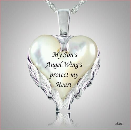 My son forever in my heart angel baby important to me my son forever in my heart angel baby aloadofball Gallery