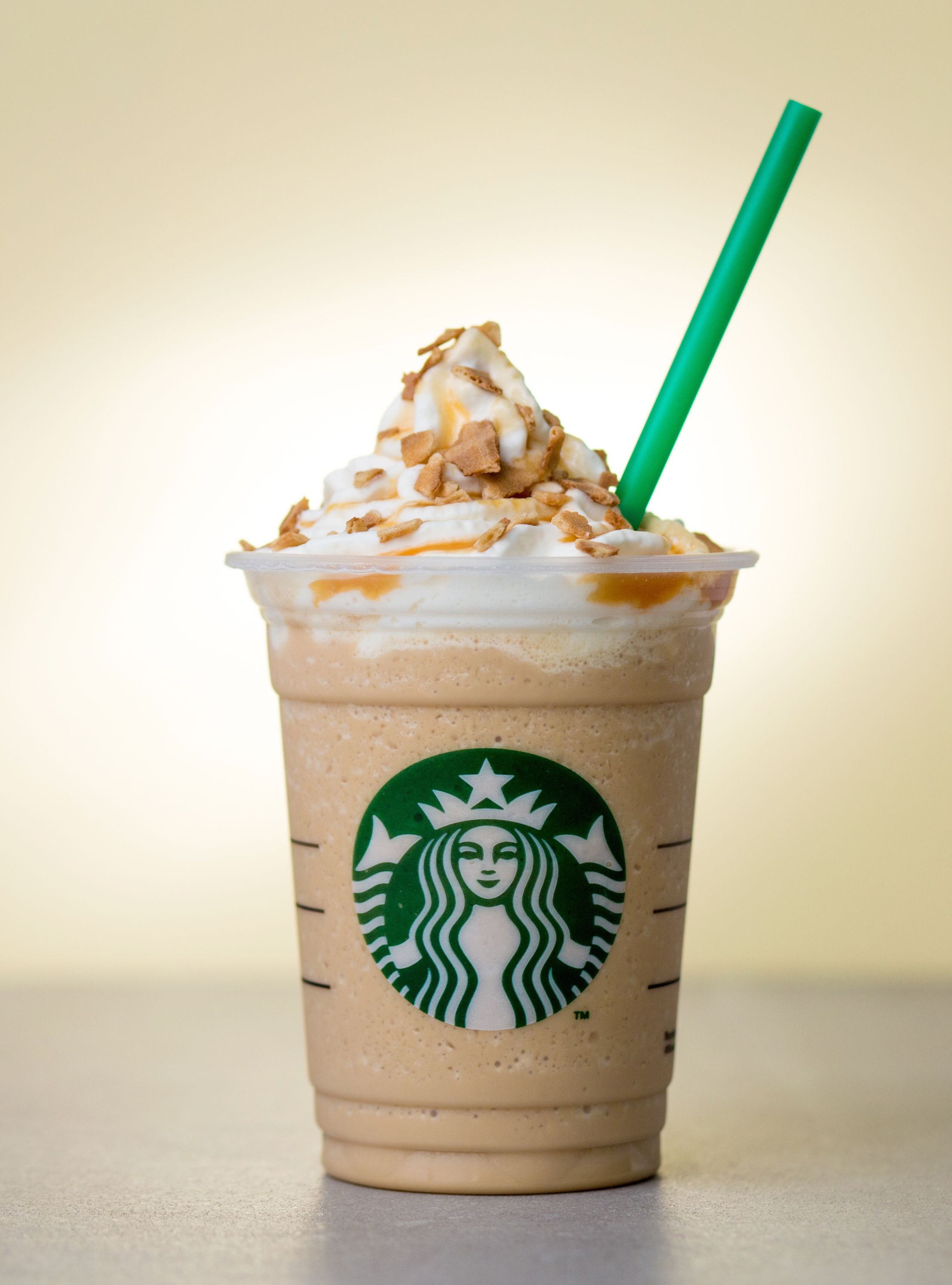 Starbucks Just Released A Frappuccino With A Pie Crust Lid