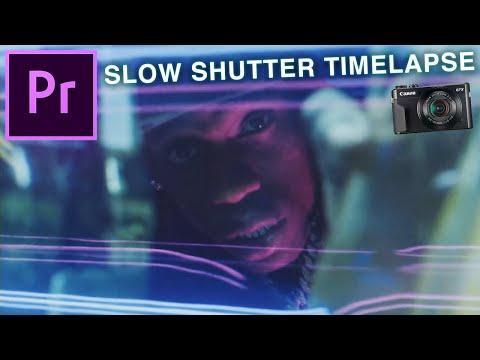 1 Slow Shutter Speed Time Lapse Effect Travis Scott Jack Boys Music Video Editing Premiere Pro Youtube Boy Music Slow Shutter Video Editing