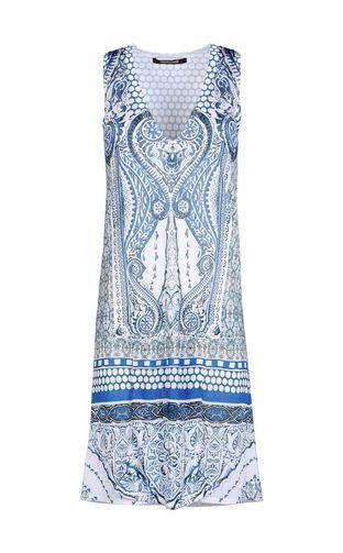 Short dress - ROBERTO CAVALLI - 100% Viscose