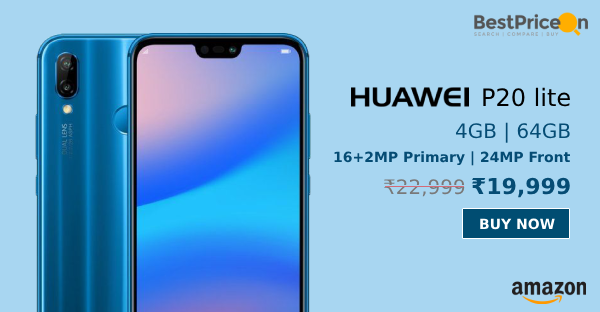 Huawei P20 Lite | Trending | Mobile price, Online mobile