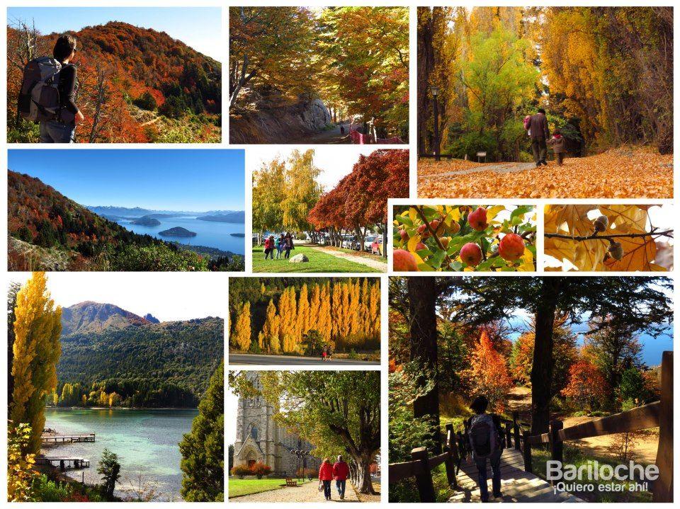 paisajes Bariloche