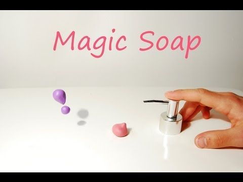 ▷ Magic Soap. Stop Motion Animation - YouTube | STOP MOTION ...