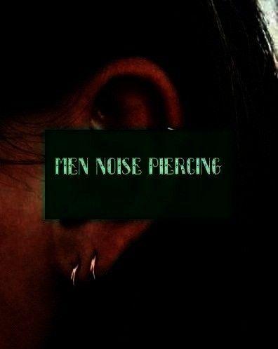 Photo of #ideasdiyjewelry #noisepiercing #fakepiercing #menpiercing #piercing –