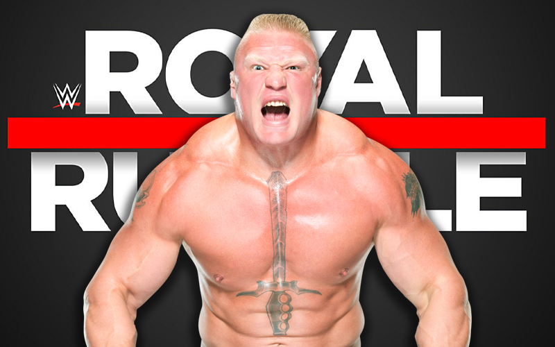 Brock Lesnar S Wwe Royal Rumble Angle Could Include Big Turning Opponent Wwe Royal Rumble Royal Rumble Brock Lesnar