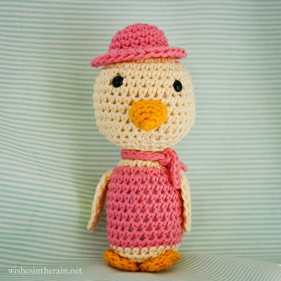 Free Pattern: Sailor Seagull | Free crochet, Free pattern and Amigurumi