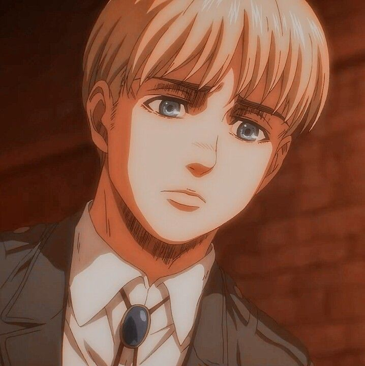 ᴀʀᴍɪɴ In 2021 Attack On Titan Art Attack On Titan Anime Armin