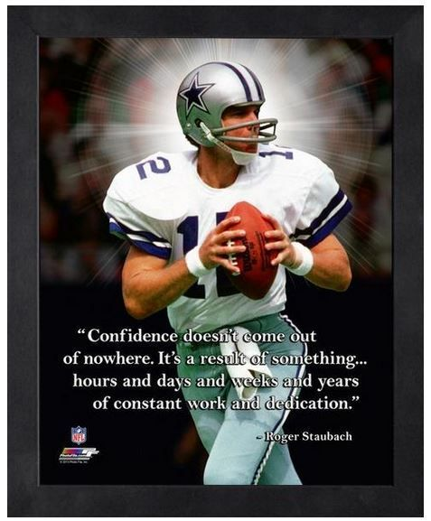 Roger Staubach Dallas Cowboys - 11