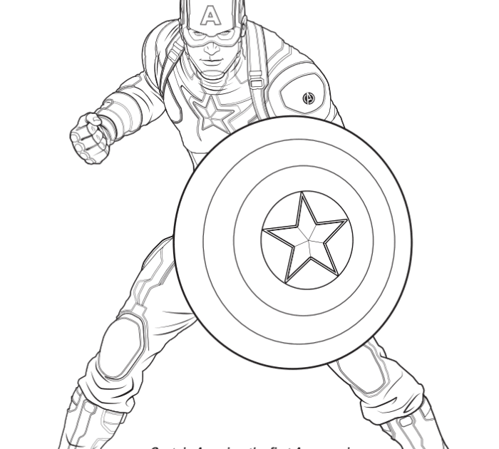 Free Marvel Avengers Coloring Pages Captain America Coloring Coloring Pages Knockout In 2020 Avengers Coloring Avengers Coloring Pages Captain America Coloring Pages