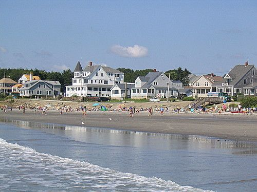 Higgins beach maine family vacation spot and one of the for Best relaxing vacation spots