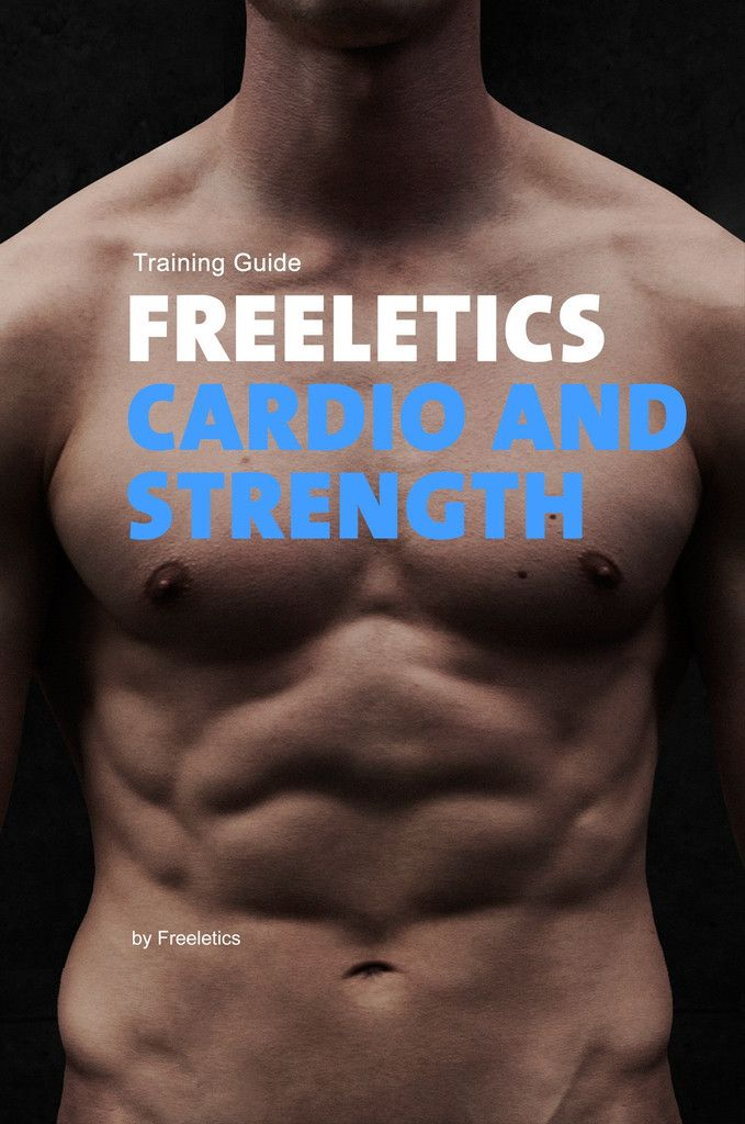 Freeletics Cardio & Strength Training Guide