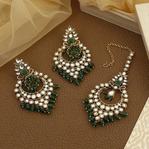 Maang Tikka - Live the trend and shop for designer