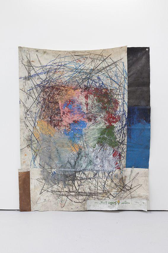 "Oscar Murillo ""The Harvest"" 2013 — CARLOS/ISHIKAWA"