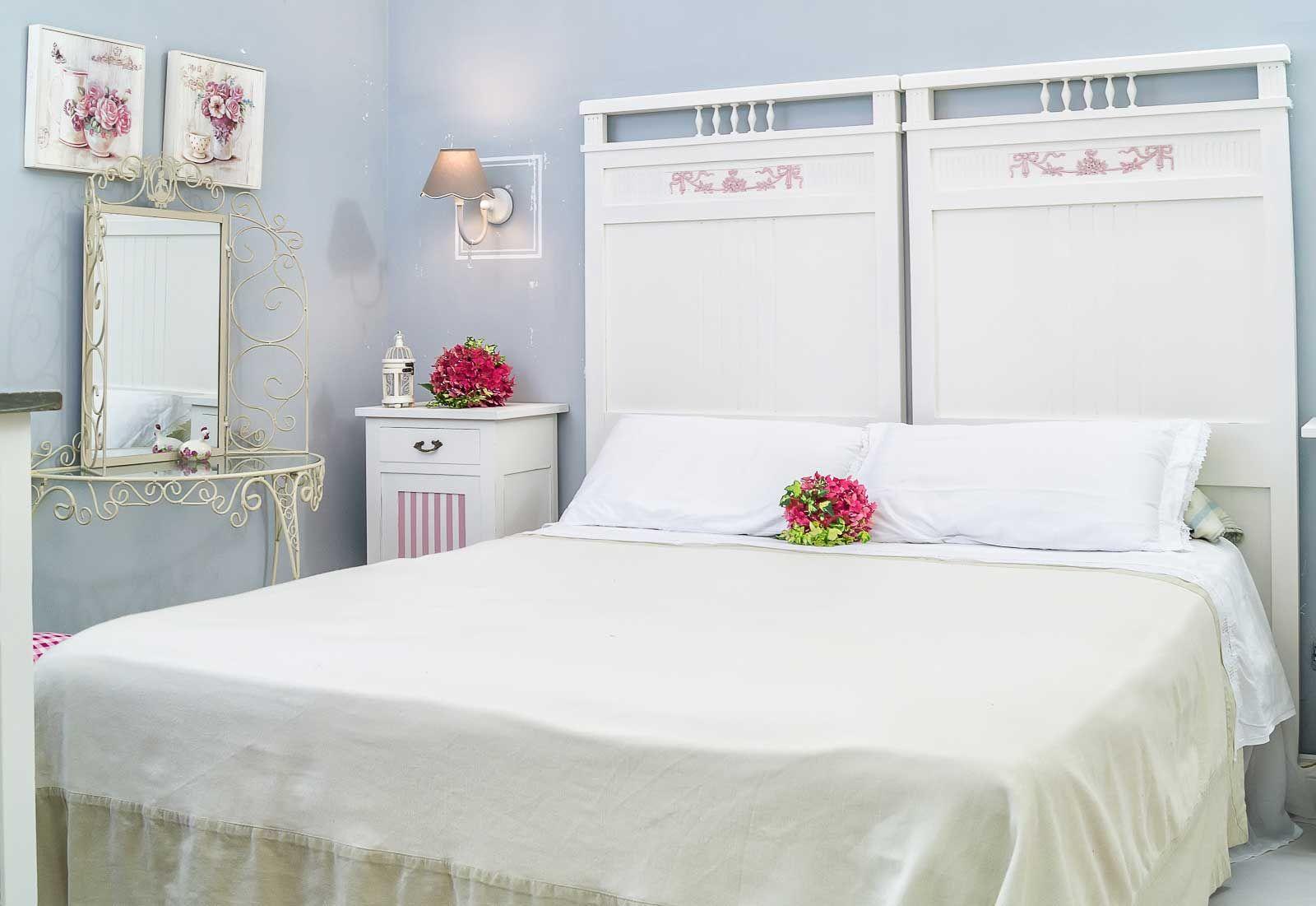 Letti Matrimoniali Shabby Chic : Camera da letto matrimoniale shabby chic restyling mobili shabby
