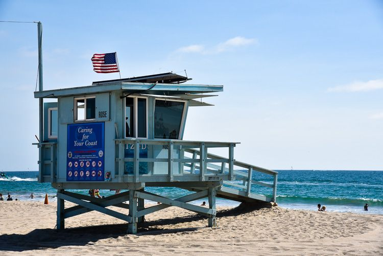 3 Jours A Los Angeles Venice Beach Santa Monica Santa Monica Voyage Californie Los Angeles