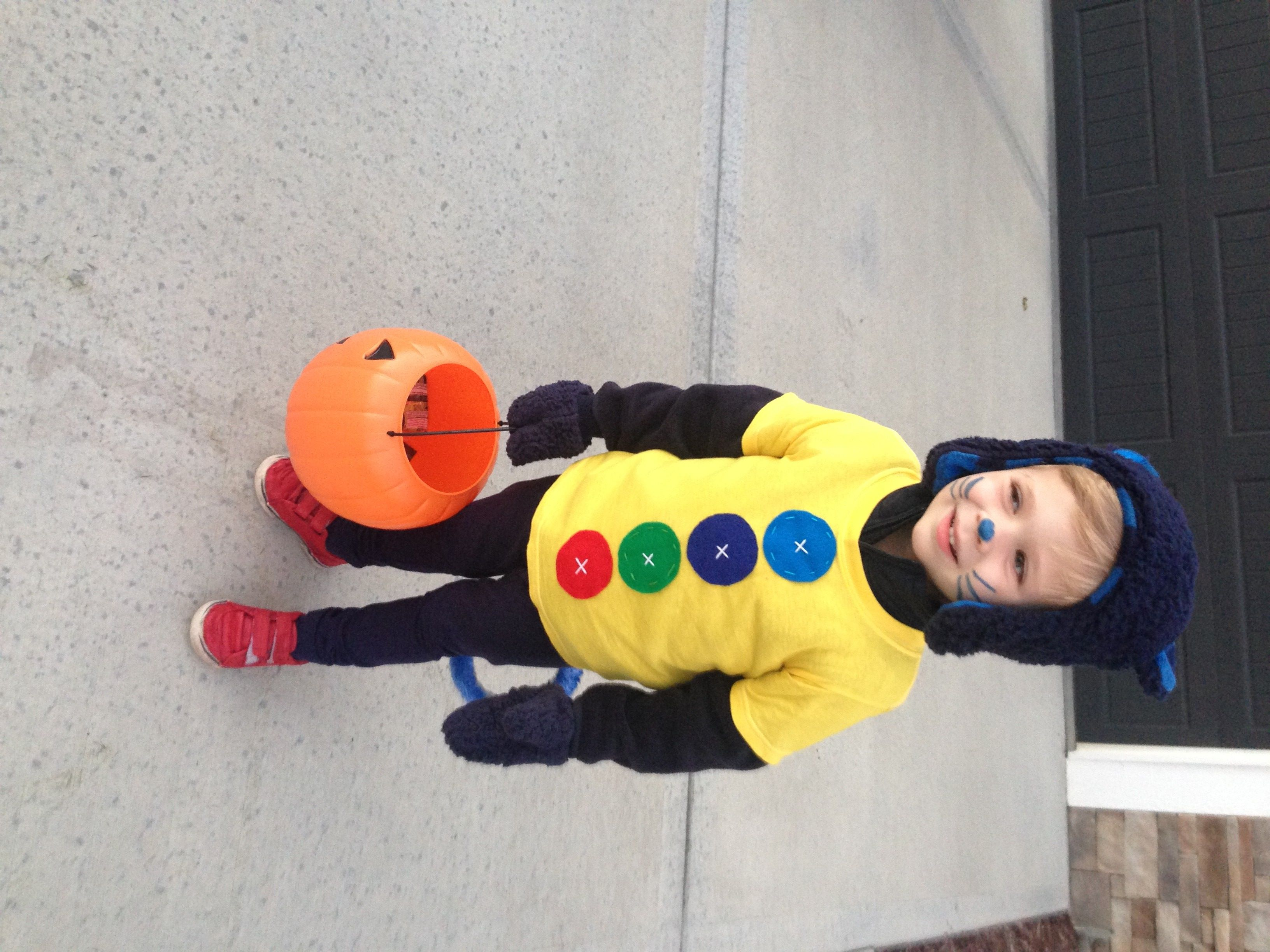 Pete The Cat Costume