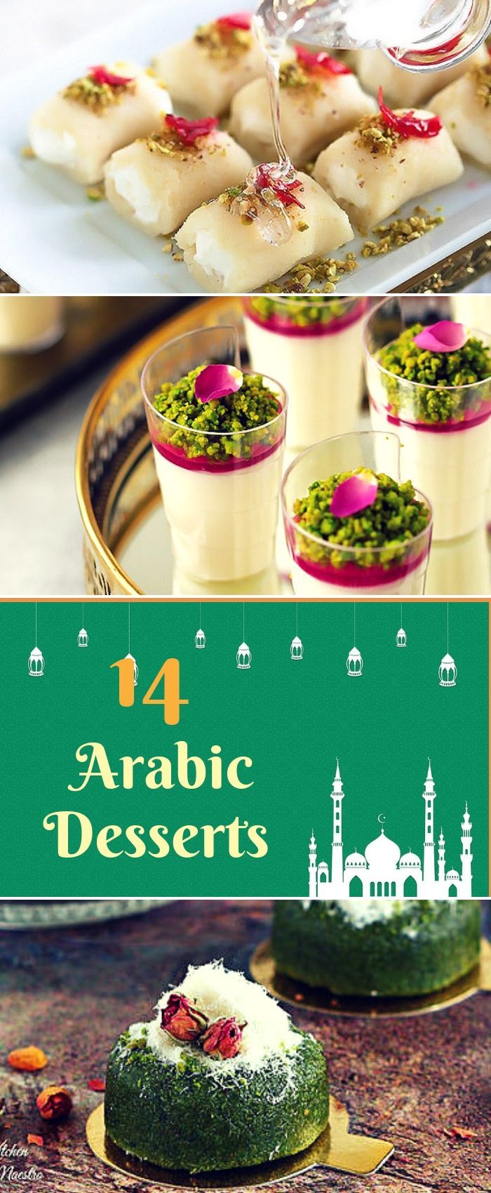 Photo of 14 Arabic Desserts Recipes To Celebrate UAE National Day   Tasted Recipes