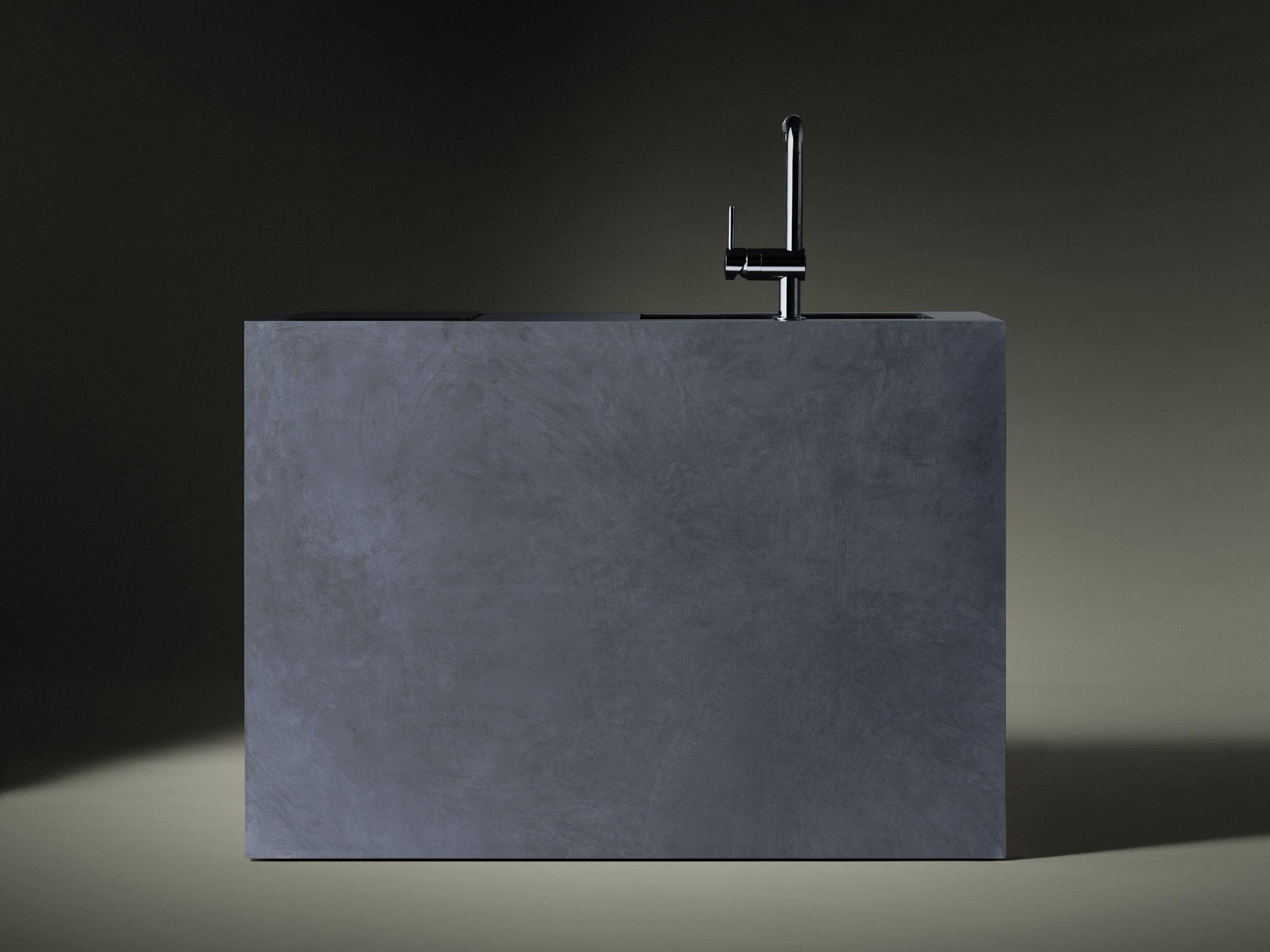 Mini-Küche aus Keramik CERAGINO by Sanwa Company Design Sanwa ... | {Miniküche design 96}