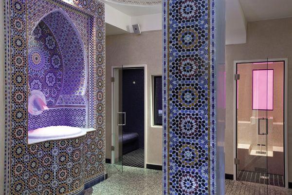 salle de bain orientale - Recherche Google | Deco | Pinterest
