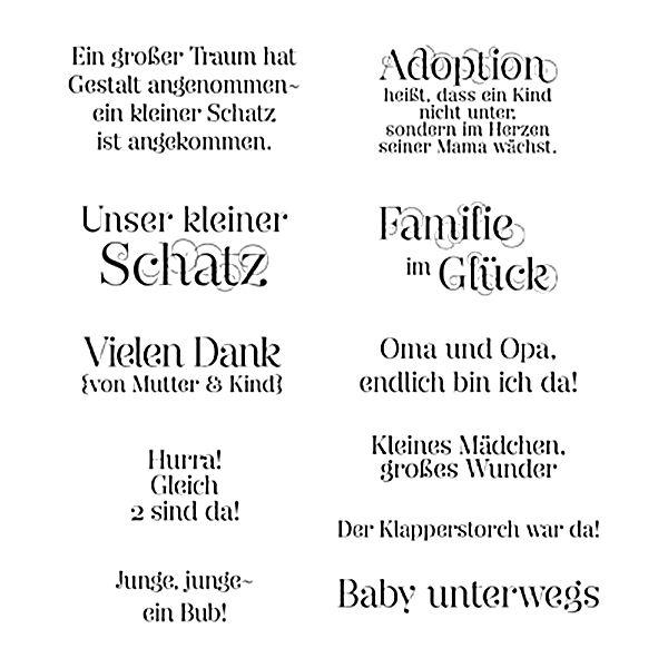 Schrift Danke Oma Und Opa Oma Und Opa Adoption