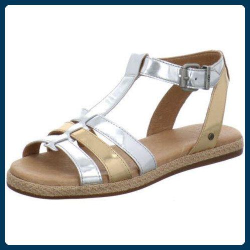 6b03be3adbd UGG Australia Kari tongs femme or Oro Metallic Gold 37 EU