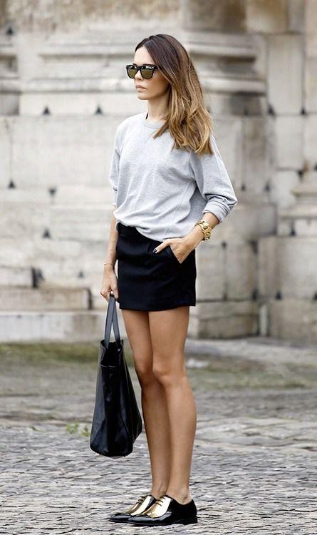 ♥ #street #fashion