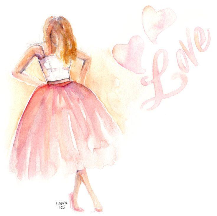 Illustration - Draw - Sketches - https://www.facebook.com/lutheen.illustration