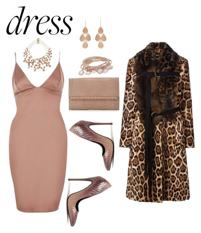 """# leopard print"" by andrea-jones-4 ❤ liked on Polyvore featuring River Island, Givenchy, Nancy Gonzalez, Rosantica, Marjana von Berlepsch and Irene Neuwirth"