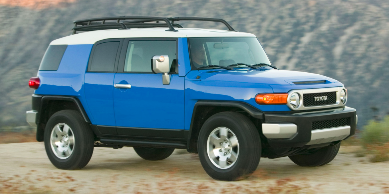 The 20 Best Off-Roaders You Can Buy for Under $20,000