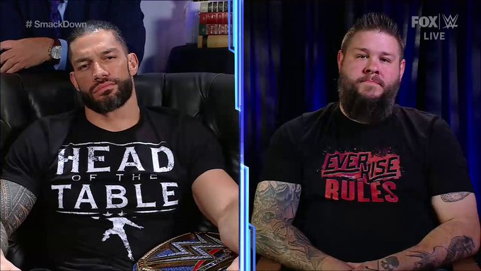 Home Twitter In 2021 Roman Reigns Kevin Owens Wwe Roman Reigns