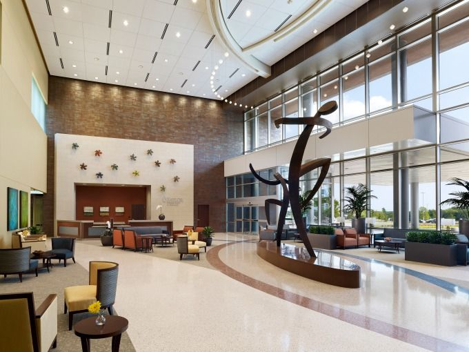 2013 Healthcare Interior Design Competition : IIDA : Best of Category,  Hospitals : Baylor Medical