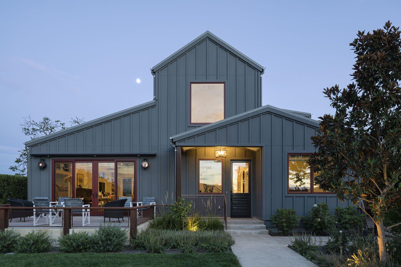 napa retreat 001 jpg modern farm house exteriors pinterest