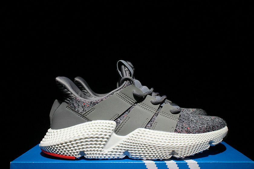 Adidas Originals Prophere Climacool EQT Iron Grey White Cq3023 2018 Real  Sneaker c9376890968a
