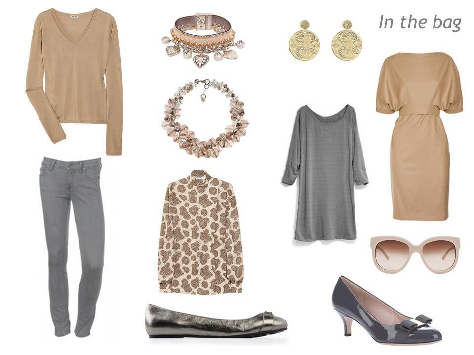 A Femme d'Un Certain Age: Packing: London/Paris
