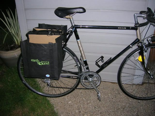 From Trevoribikes Make Your Own Grocery Panniers For 4 This