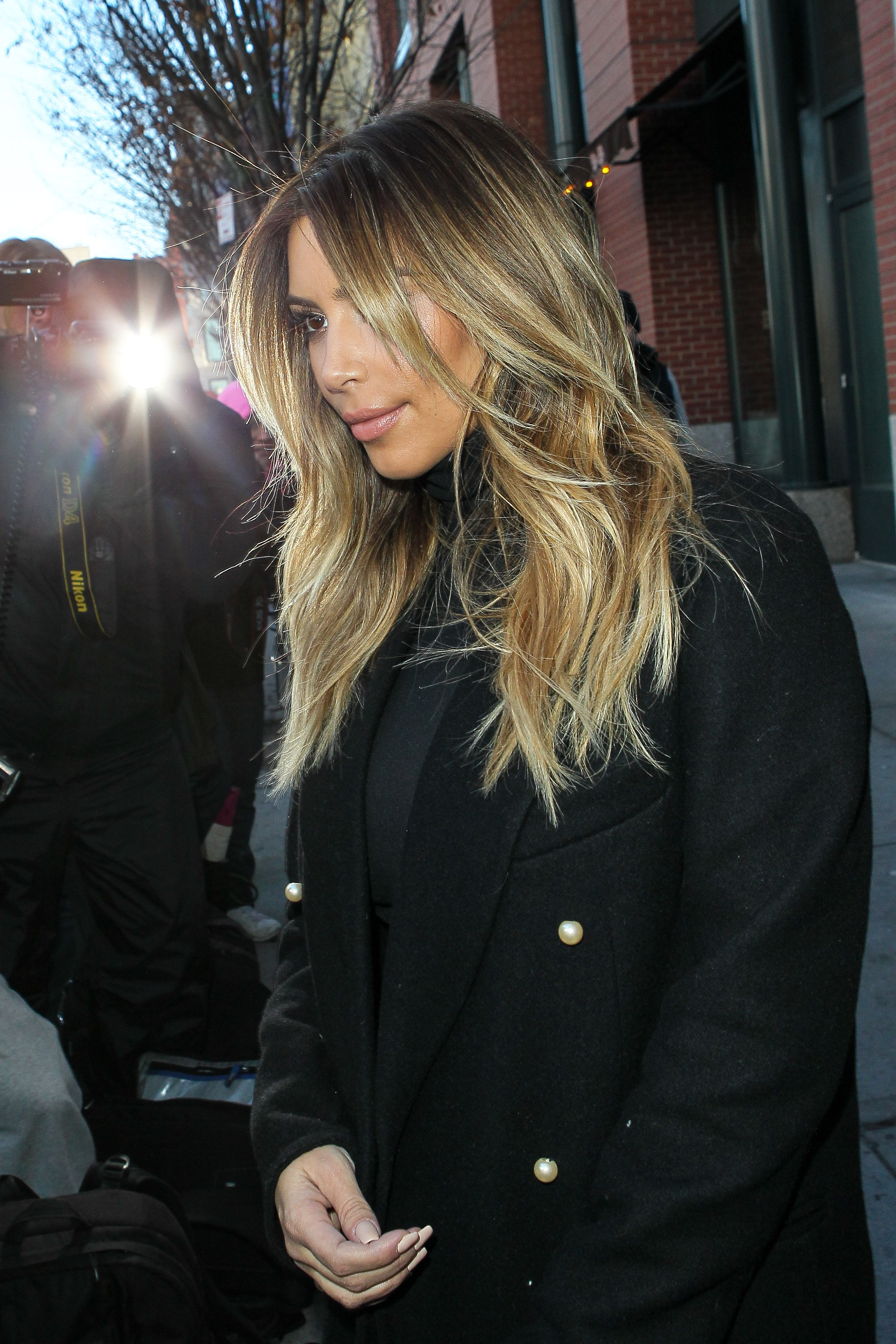 Kim Kardashian Blonde Photo Wagner Az Celebrities By Wagner Az