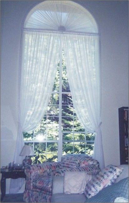 Image Detail For Arched Window Treatments Window Treatments For