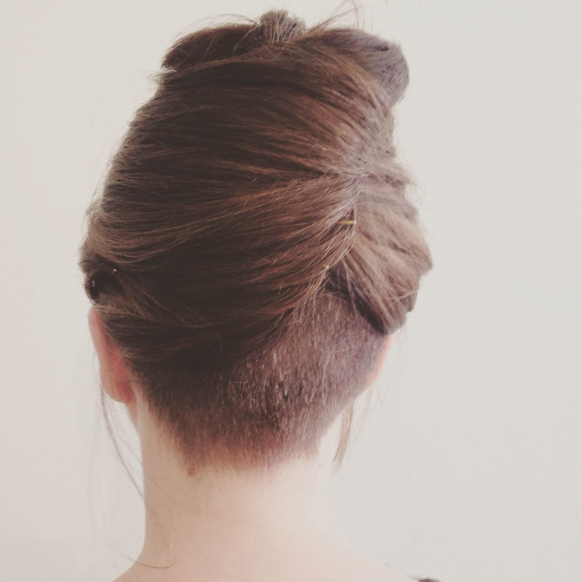 undercuts and updos by moi #undercuts #upstyle #heatwave