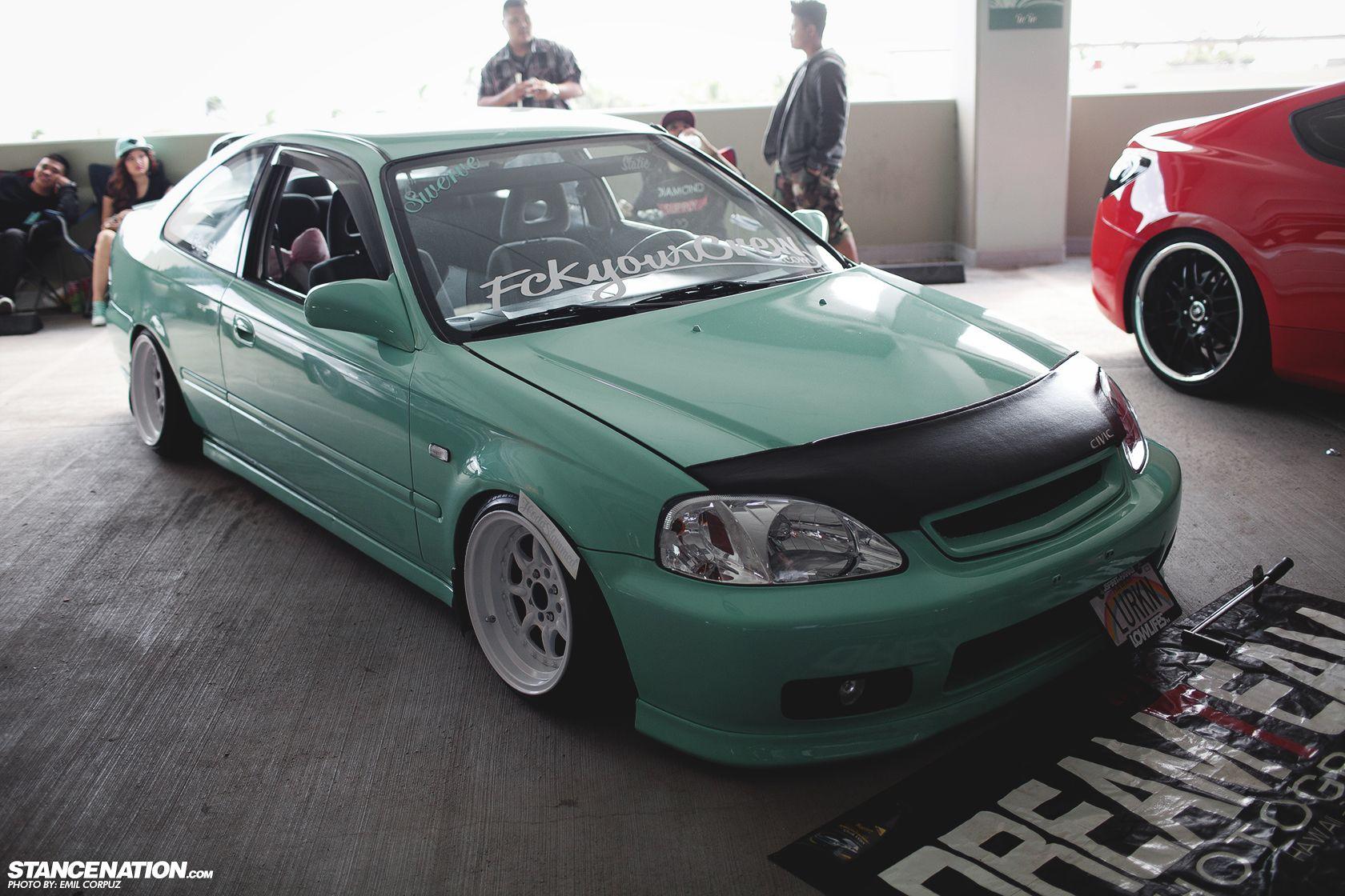 Superbe Honda Civic EK Mint