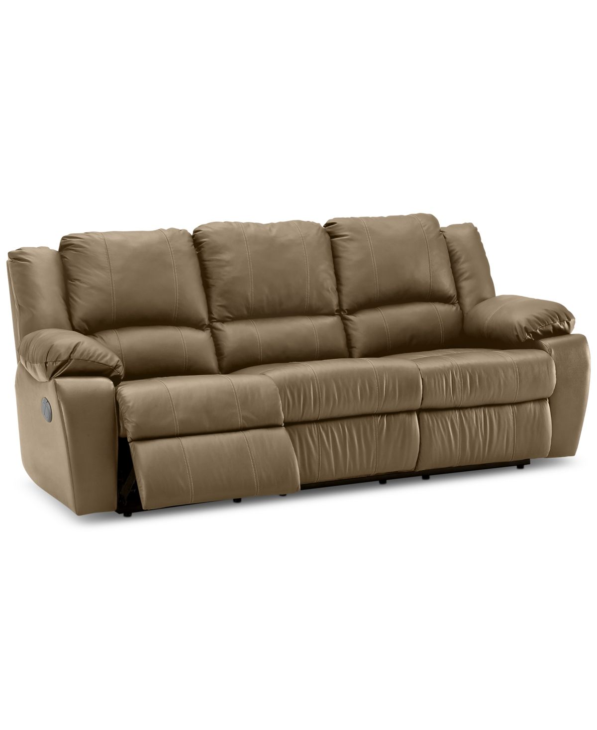 Furniture Kovin 90 In 2020 Power Recliners Leather Recliner Reclining Sofa