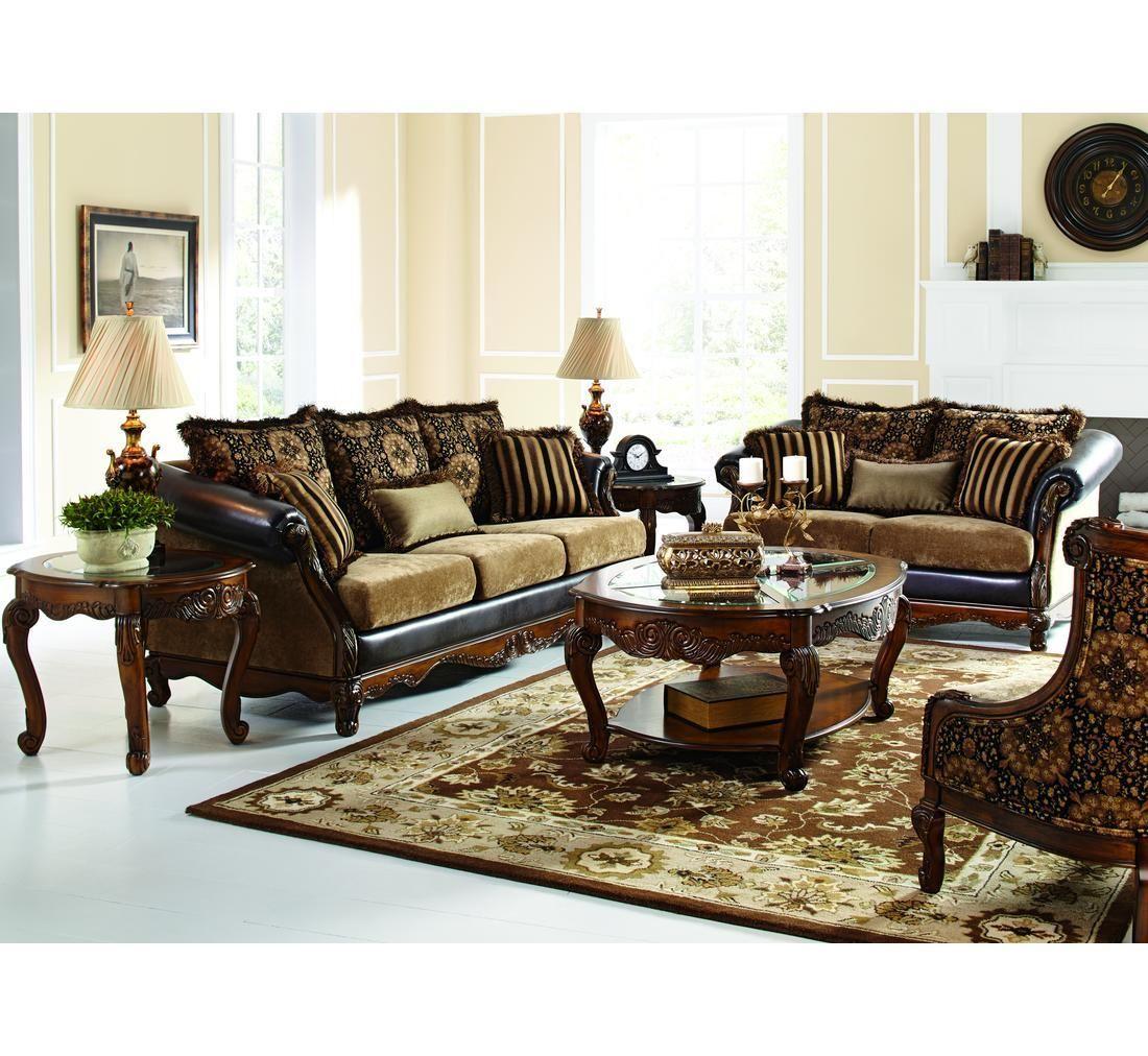 Geneva 3 Pc Living Room Badcock &more Furniture