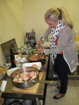 go betsy!!!!! Who said u could not cook...????