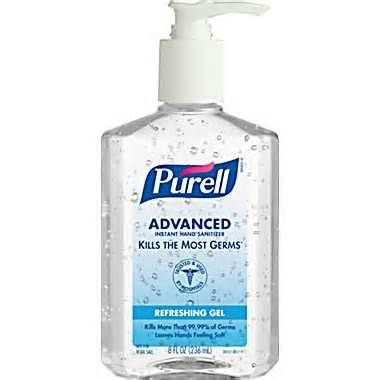 Free Bottle Of Purell Advanced Hand Sanitizer On 7 15 1 000